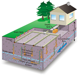 Onsite septic permitting for How big septic tank do i need