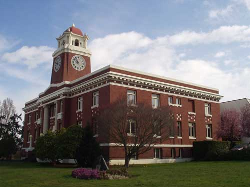 Historic Courthouse, 223 E 4th Street, Port Angeles, 360-417-2000